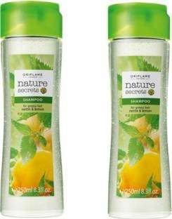 Shampoo love nature nettle and lemon