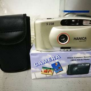New old stock point & shoot camera