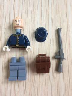 Lego Cavalry Soldier