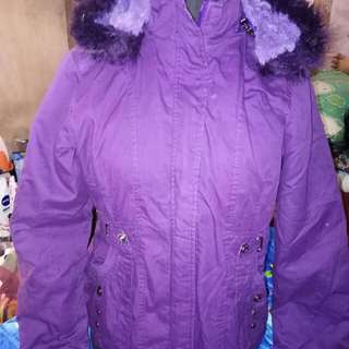 Toffy violet jacket