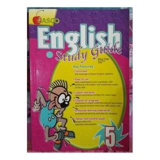 English Study Guide- Primary 5