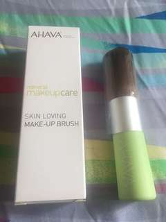 Ahava skin loving makeup brush