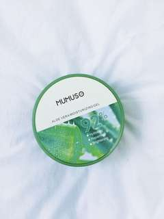Aloe vera soothing gel