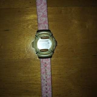 Casio Baby G watch