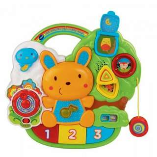 VTECH LITTLE FRIENDLIES 2 IN 1 ACTIVITY CENTRE