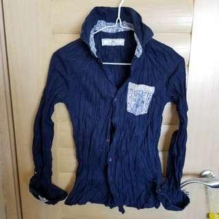 Initial shirt size 1