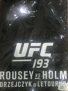 UFC 193 event T Shirt Brand New