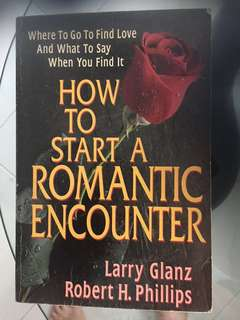 How to start a romantic relationship?