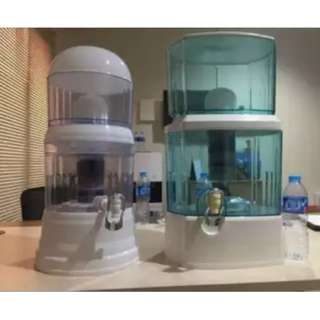 Mineral Pot Bio Energy 15 Liter Water Purifier Alat Penyaring Air Minum