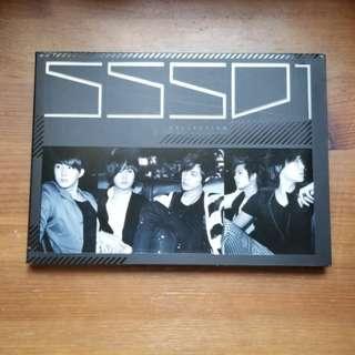 SS501 CD 僅開包裝