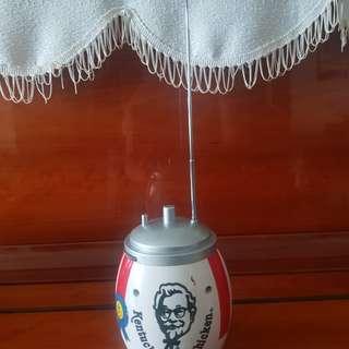 Vintage KFC FM radio player