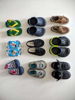 Shoes from 3M to 2YO