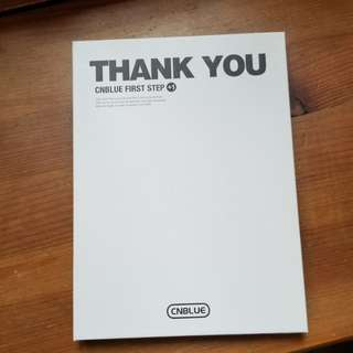 新CNBlue Thank You CD