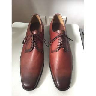 Genuine Leather Shoes for Men: Derby