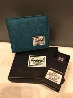 Herschel Petrol Bifold Wallet