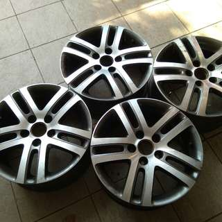 Rims for Volkwagen Golf TSi