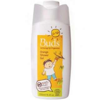 Buds organic orange shampoo - 250ml