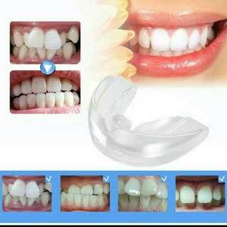 Alat perapi gigi pengganti behel