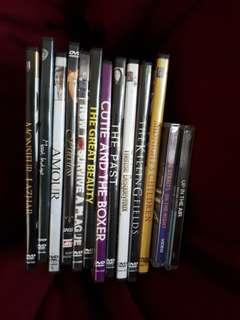DVD & CD 5 pcs for RM10