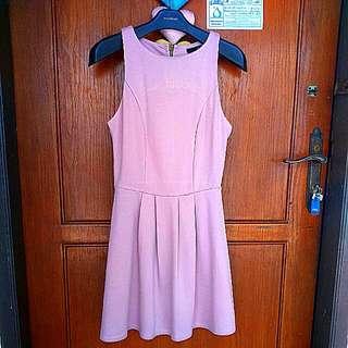 Mini dress freeongkir