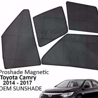 Sunshade Magnetic 5 Pieces