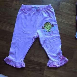 Little Miss Girl's Pants