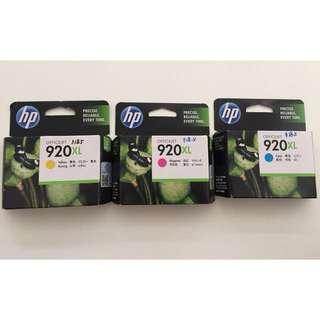 HP Ink Cartridge Officejet 920 XL