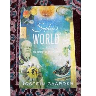 Sophie's World by Jostein Gaarder (Softbound)