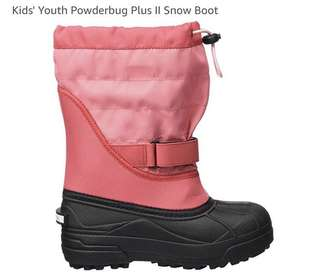 Columbia snow boots kids