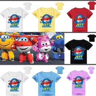 PO Superwings Tee
