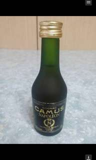Camus洋酒版磨砂瓶