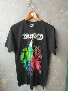 Kaos band BILLFOLD