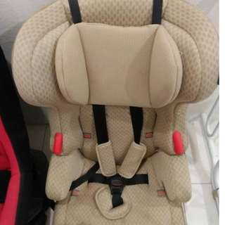 Sweet Heart Paris Carseat