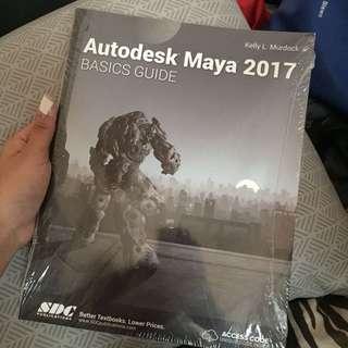 Autodesk Maya 2017 Basics guide