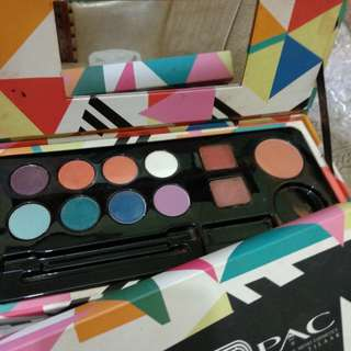(TURUN HARGA) Eyeshadow coulor olympic by PAC
