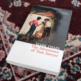 The Adventures of Tom Sawyer by Mark Twain (Softbound)