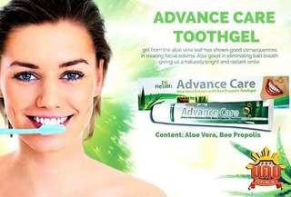 Advance Care Toothgel (toothpaste)