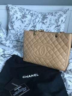 Chanel Handbag (Grand shopping tote)