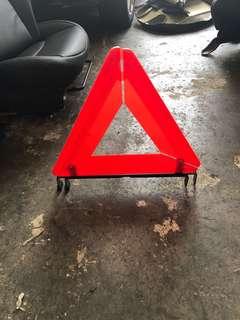 Emergency triangle