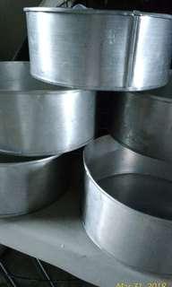 Baking pan (round)