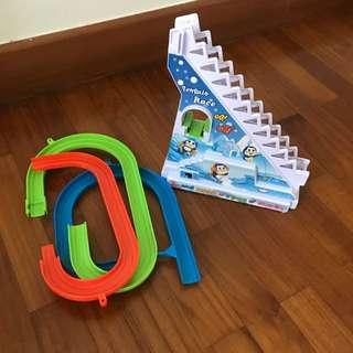 Penguin Race Toy