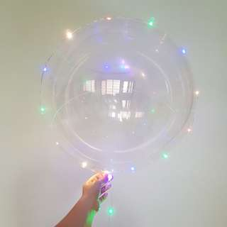 [Promo]LED light bubble balloon