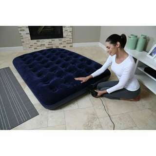 Airbed (Full)  Mat Size:73x30x 8.5/ 1.85m x 76cm x 22cm