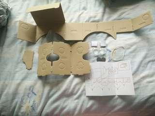 Google VR Cardboard
