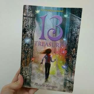 Buku 13 Treasure