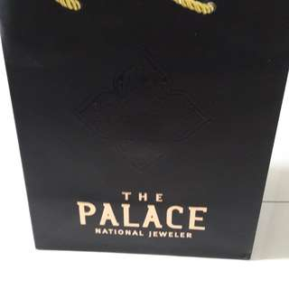 Paper Bag The PALACE jewellery