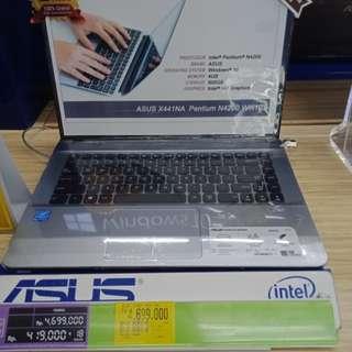 Asus x441NA Pentium N4200Win 10