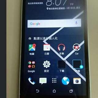 HTC820功能全部正常(附贈皮套)