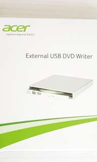 DVD/CD Writer and Reader - Acer Brand New