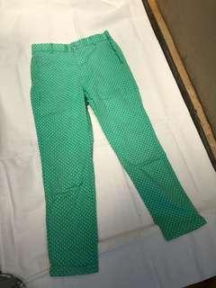 polkadot pants
